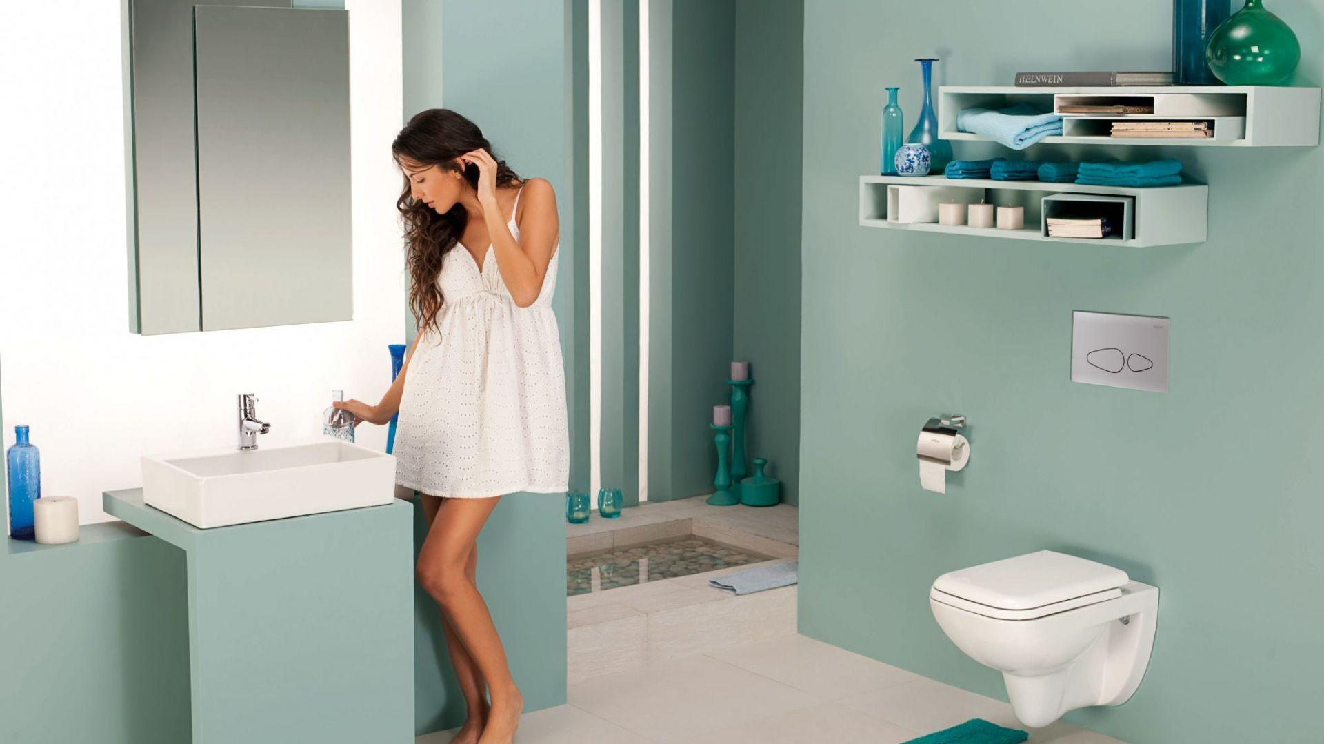 Nowoczesna łazienka to nie zwyczajna toaleta, ale raczej pokój kąpielowy – miejsce komfortowe i eleganckie, równie ważne co salon czy kuchnia. Fot. Jaquar