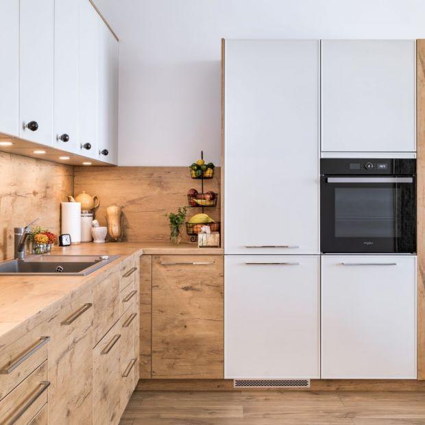 Modna kuchnia - uchwyty podkreślą styl zabudowy