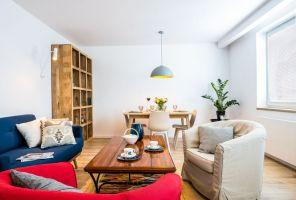 Dzięki metamorfozie przeprowadzonej przez pracownię Perfect Space, mieszkanie weszło w XX wiek. Projekt i zdjęcia: Perfect Space