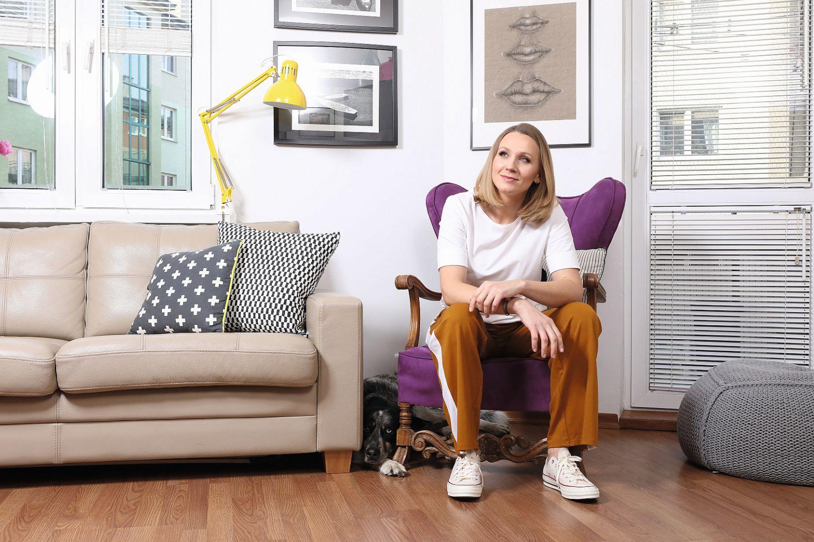 Sylwia Wilgatek-Wykuż. Fot. Bartosz Jarosz