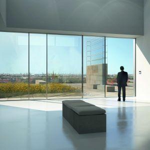 Panoramiczne i energooszczędne okna. Fot. Schüco