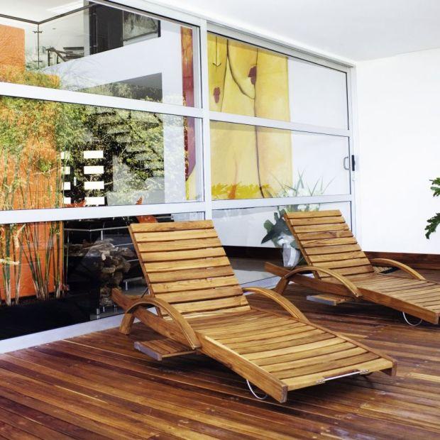 Drewniany taras - sposób na ekstremalną ochronę