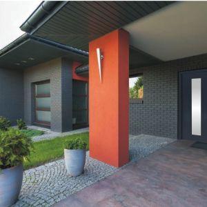 AWI Door to połączenie wysokiej jakości drzwi aluminiowych i nowoczesnego designu. Fot. Awilux Polska
