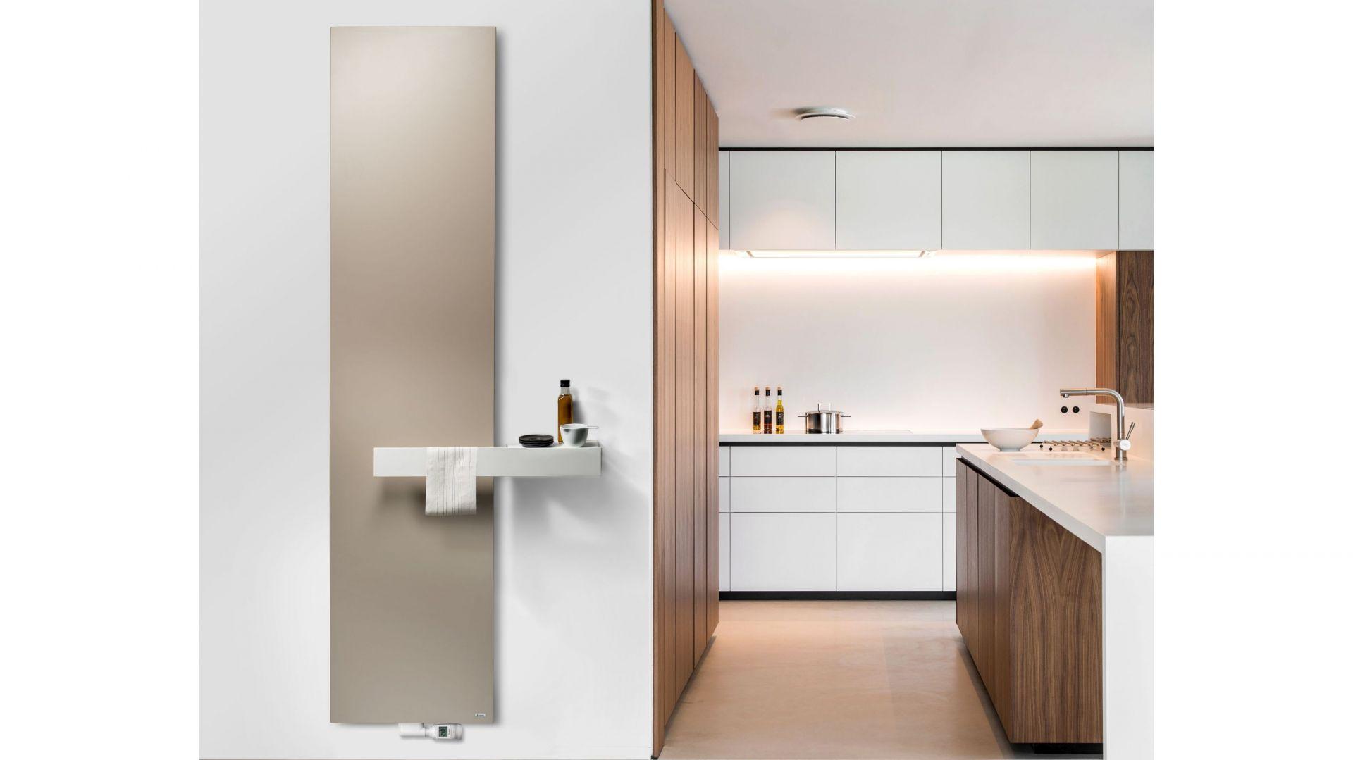 Vasco Climate Control to system, który przynosi pełną integrację kontroli ogrzewania i wentylacji domu. Działanie rekuperatora, ogrzewania podłogowego i grzejników zarządzane jest za pomocą aplikacji przez jeden system sterowany smartfonem. Fot. Vasco