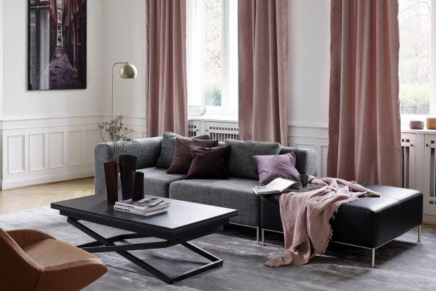 Modny salon: przegląd kanap i narożników