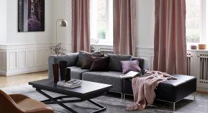 Komfort to najważniejsza cecha mieszkania, a strefa domowego komfortu znajduje się zawsze w tym samym miejscu – na sofie. Urządzając przestrzeń wypoczynku zadbajmy, aby aranżacja sprzyjała wyciszeniu i zapewniała wygodę.