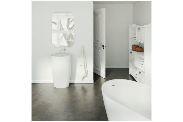 Umywalki stojące - modna alternatywa dla standardowych rozwiązań. Zobacz co oferuje rynek