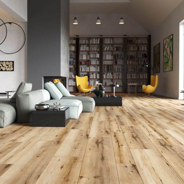 Materiały na podłogi - kreatywne rozwiązania w nowej kolekcji paneli