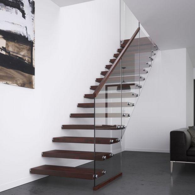 Schody w domu - zobacz ciekawe konstrukcje ażurowe