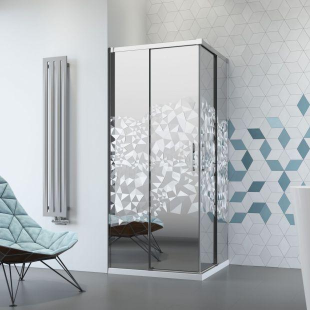 Nowoczesna łazienka: piękne kabiny prysznicowe