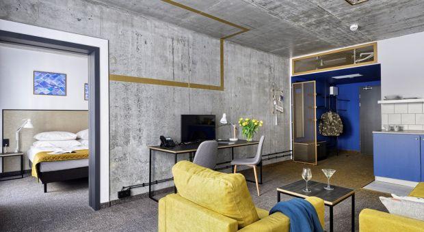 Arche Hotel Geologiczna w Warszawie już otwarty