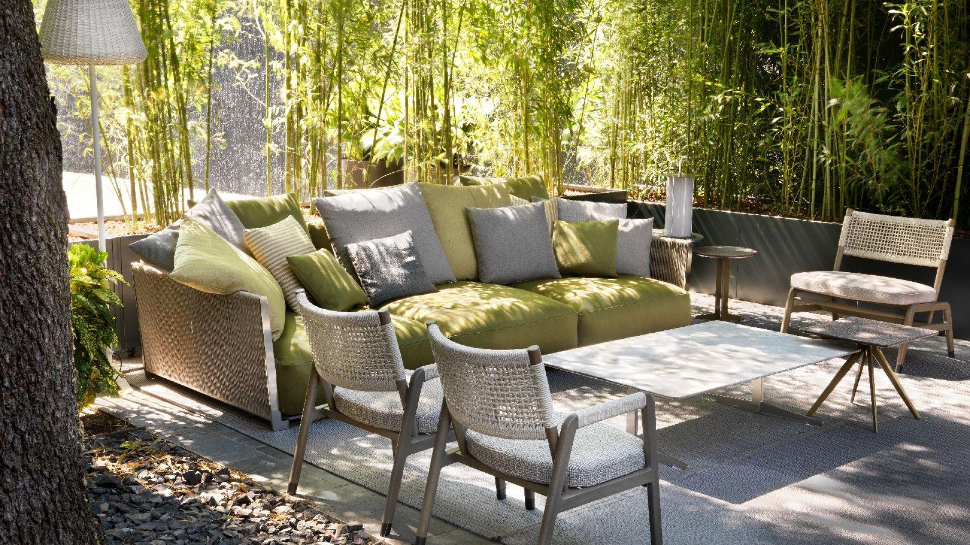 Sofa ogrodowa Vulcano marki Flexform. Fot. Studio Forma 96