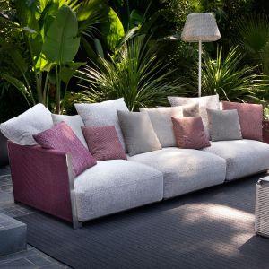Sofa ogrodowa marki Flexform. Fot. Studio Forma 96
