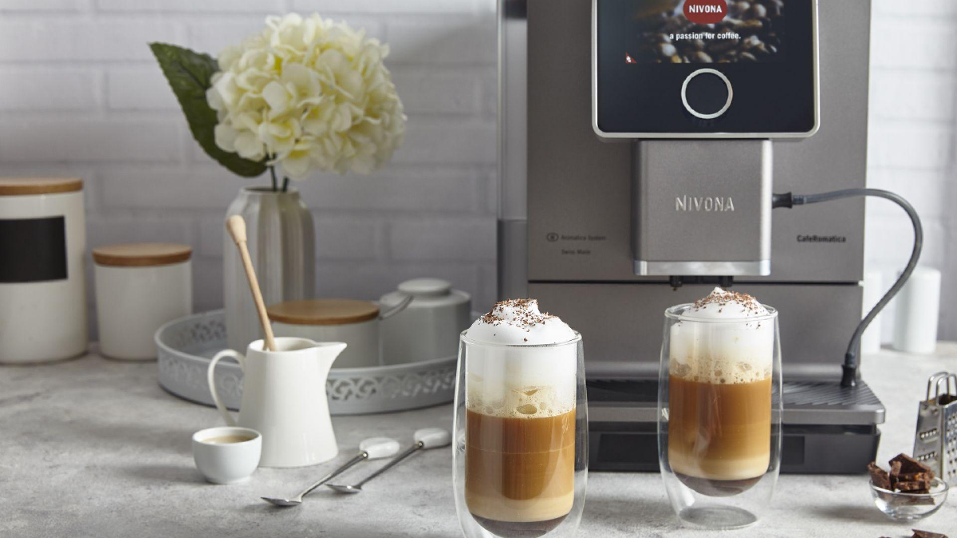Caffè latte kasztanowe. Fot. Nivona