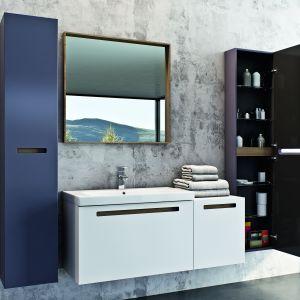Kolekcja mebli łazienkowych Senso marki Defra. Fot. Defra