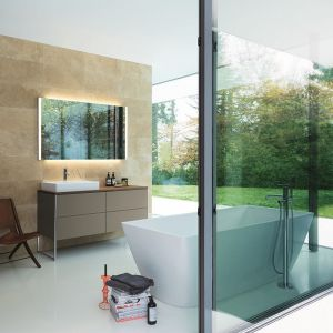 Kolekcja mebli łazienkowych XSquare marki Duravit. Fot. Duravit