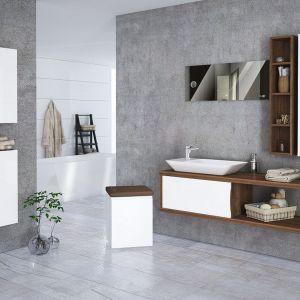 Kolekcja mebli łazienkowych Amaro marki Devo. Fot. Devo