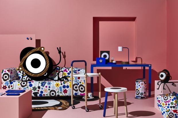 Pokój dziecka - ciekawe rozwiązania z nowej kolekcji IKEA
