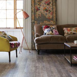 Naśladujemy naturę panele Amtico. Fot. Carpet Studio