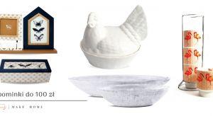 Ponieważ wszystkie mamy dbają ociepło domowego ogniska, najbardziej ucieszą je stylowe, dekoracyjne upominki. Ten praktyczny poradnik pomoże Wam wybrać nietuzinkowe prezenty do 100, 150 i 250 zł.