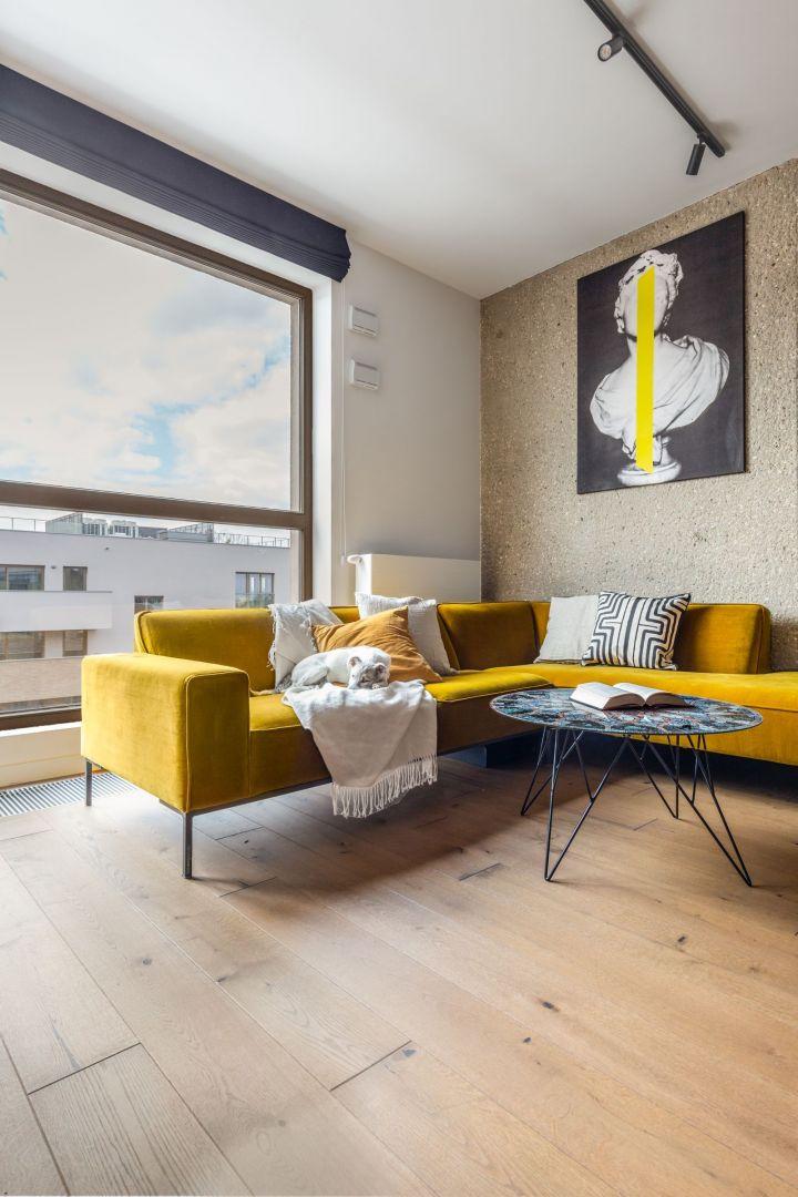 Apartament na Bemowie. Realizacja w stylu hygge. Projekt i Fot. Decoroom