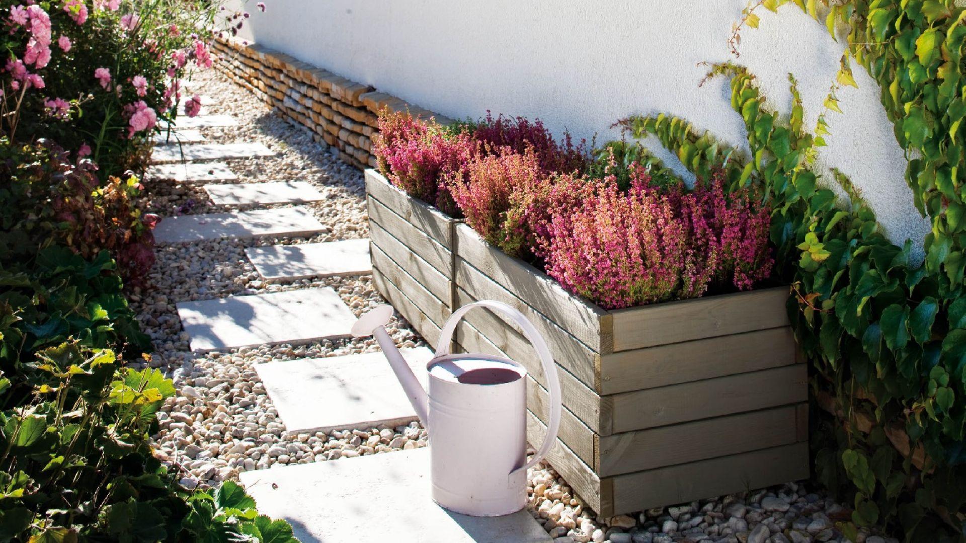 Pomysły na odświeżenie terenu wokół domu: Tikkurila Valtti Color Aqua, kolor 5152. Fot. Tikkurila