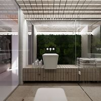 Naturalnym odniesieniem dla koncepcji architektonicznej wnętrz hotelu Sadova był sam Gdańsk i jego charakterystyczne elementy, architektoniczne detale. Projekt i wizualizacje: ANIEA - Andrzej Niegrzybowski architekt