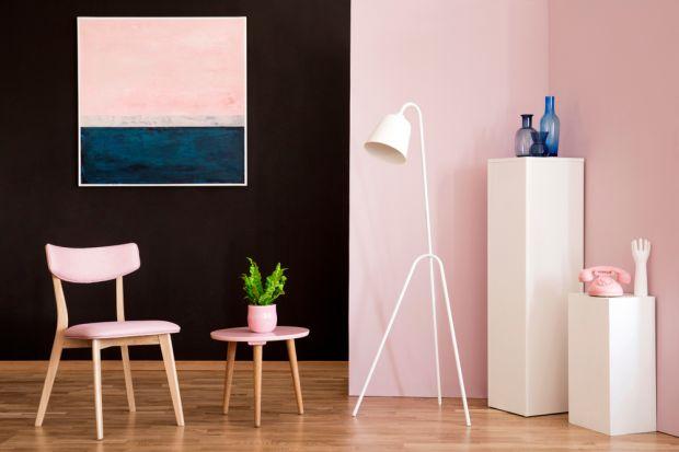 Kontrasty we wnętrzach. Ciekawe pomysły na kolory ścian!