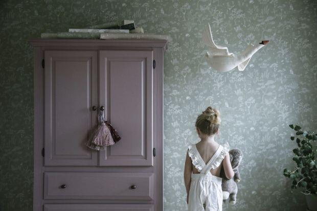 Pokój dziecka - kreatywne tapety odmienią wnętrze