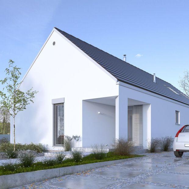 Mały dom - ekonomicznie urządzone 90 metrów