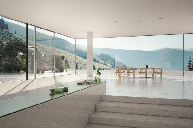 Panoramiczne okna - modne i energooszczędne