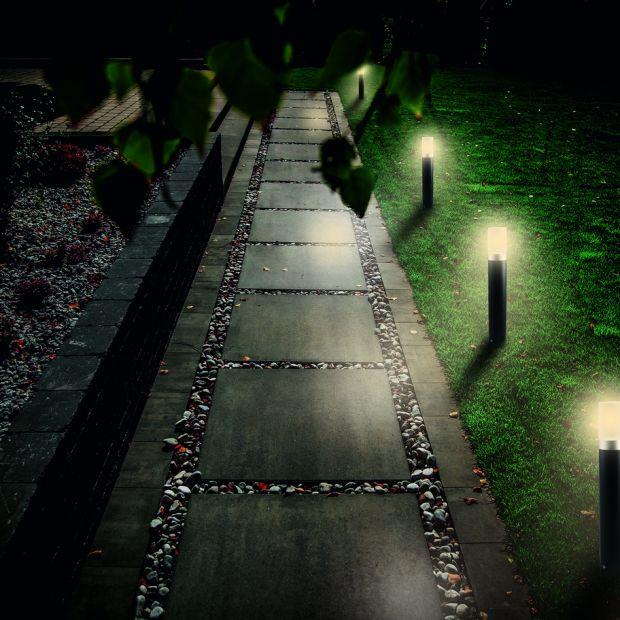 Oświetlenie w ogrodzie - wybieramy akcesoria
