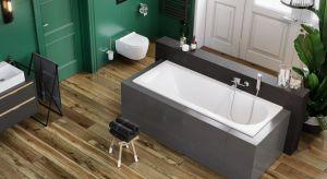 Szukacie wanny do swojej łazienki? Zastanawiacie się jaki model wybrać? Polecamy prostokątną wannę AURUM Slim dostępną w trzech rozmiarach, która swoją formą nawiązuje do prostych i czystych linii.
