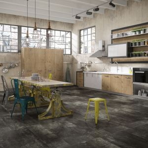 Płytki do kuchni. Kolekcja: Alchemy. Fot. Apavisa