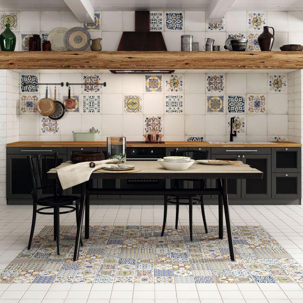 Płytki do kuchni: zobacz 15 najnowszych kolekcji