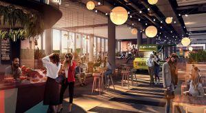 Nowa Galeria Młociny będzie jednym z największych centrów handlowych w Polsce. Tym, co ją wyróżnia jest też rekordowej wielkości strefa gastronomiczno-rozrywkowa.Na 6000 m kw. architekci z międzynarodowej pracowni Broadway Malyan zaprojektowal