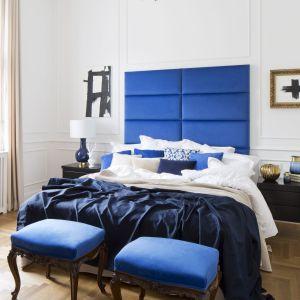 Aranżacja sypialni - trendy na 2019 rok. Projekt i zdjęcia: Wnętrza Michała