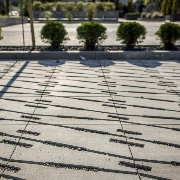 Nawierzchnie ogrodowe - oryginalna kostka betonowa