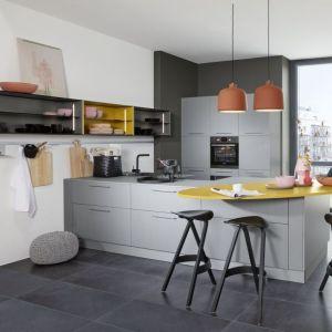 Kuchnia Vida, której fronty wykonana z materiałów całkowicie odnawialnych. Fot. Nolte Küchen