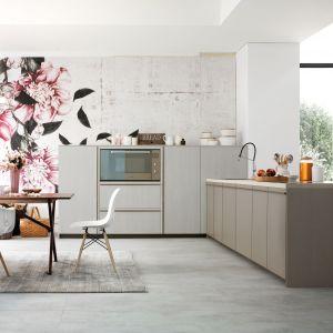 W kuchni Beluga każdy element inspirowany jest geometrią. Fot. Rastelli