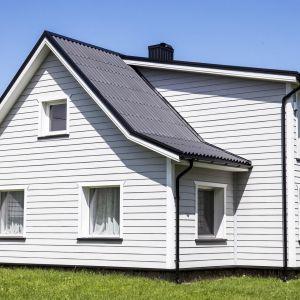 Elewacja domu  - wybieramy kolor. Fot. Cedral