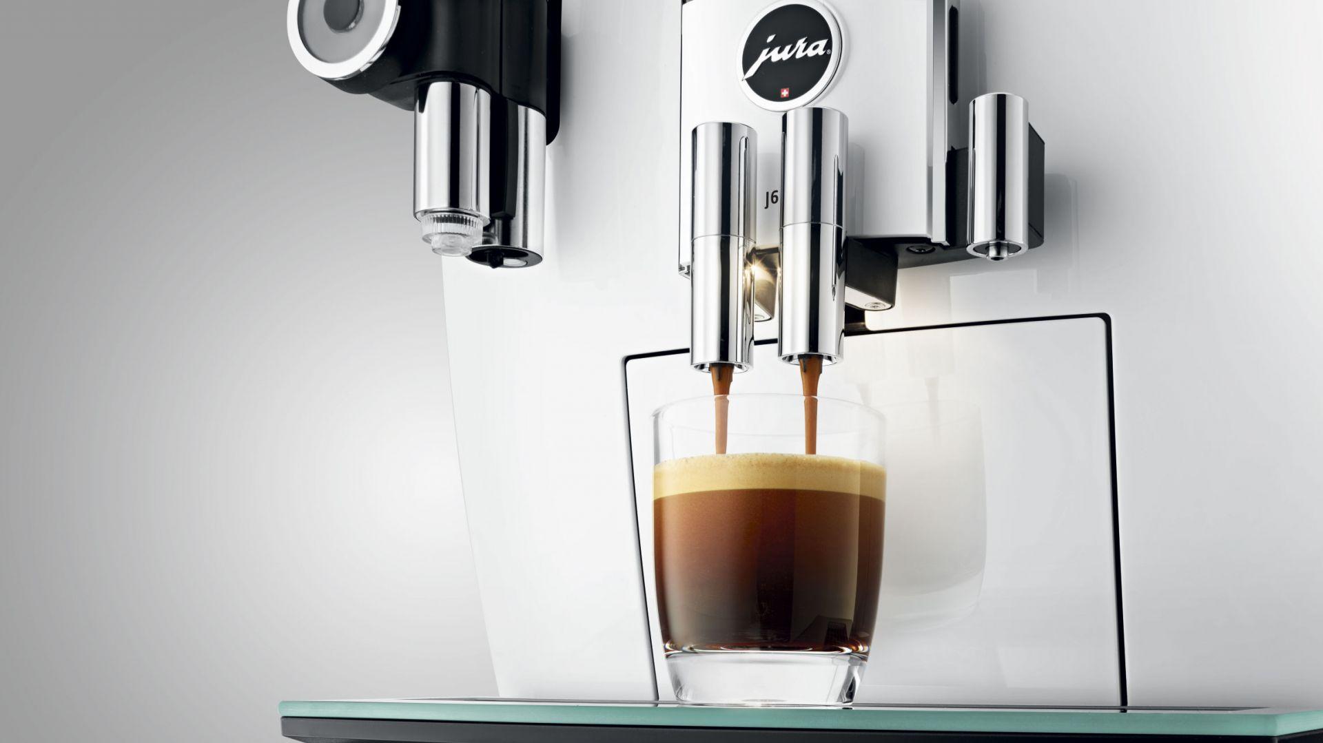Ekspres do kawy J6. Fot. Jura