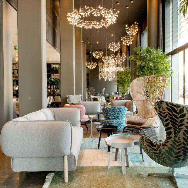 Design i funkcjonalność - zobacz piękne wnętrza europejskich hoteli