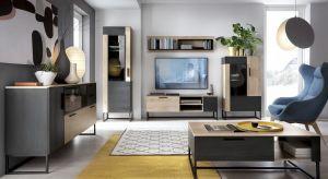 Połączenie nowoczesnych, prostych form oraz modnych w tym sezonie dekorów z pewnością przypadnie do gustu osobom chcącym urządzić swój salon czy jadalnię zgodnie z najnowszymi światowymi trendami.