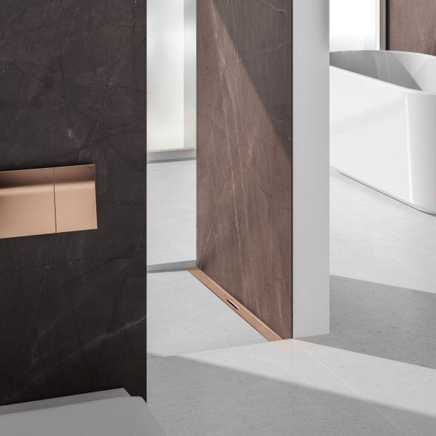 Modna łazienka - postaw na kolor