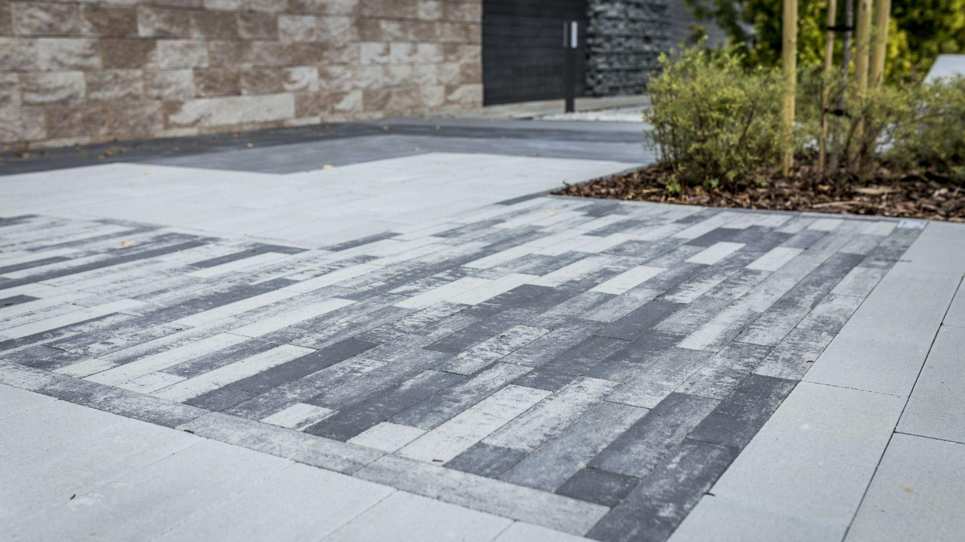 Kostka betonowa Metrik. Fot. Polbruk