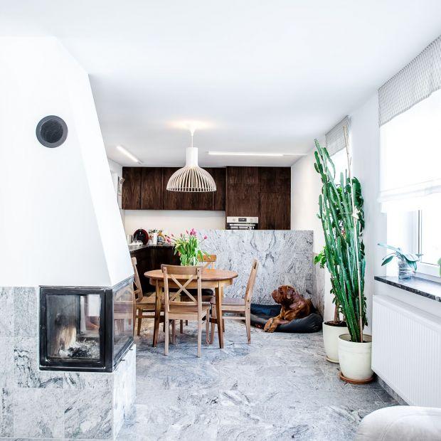 Przebudowa domu w Kiekrzu. Zobacz jak zmieniło się ponad 100-metrowe wnętrze