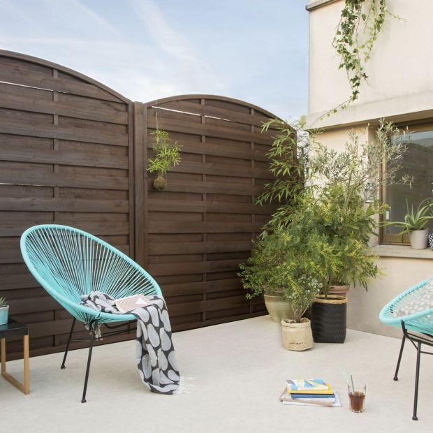 Lato w ogrodzie - dekorujemy pergolę