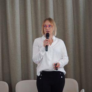 Malwina Skubińska z firmy Besco