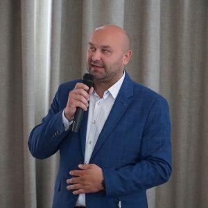 Paweł Fortunka z firmy Marmorin Design